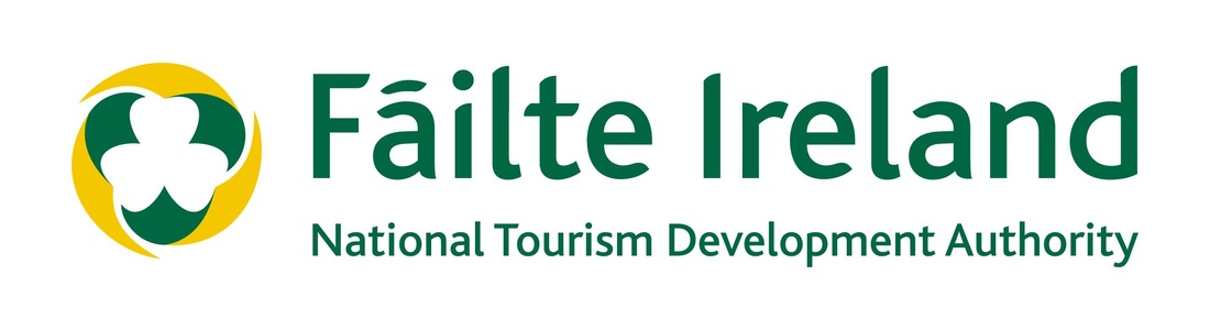 Paddle and Pedal Failte Ireland Logo