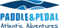 Paddle and Pedal Ballina Co.Mayo logo
